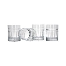 <strong>Reed & Barton</strong> Tempo DOF Glasses (Set of 4)