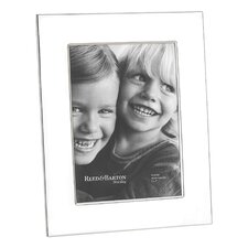 <strong>Reed & Barton</strong> Wide Border Pewter Picture Frame