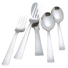 Echo 5 Piece Flatware Set