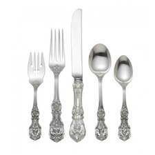 Francis I 5 Piece Dinner Flatware Set