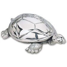 "<strong>Reed & Barton</strong> Children's Giftware 3.5"" Tortoise Music Box"