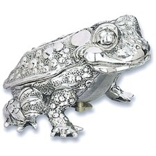 "<strong>Reed & Barton</strong> Children's Giftware 3.75"" Toad Music Box"