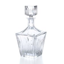 <strong>Reed & Barton</strong> Crystal Soho Square Decanter