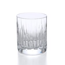 Crystal Soho Double Old Fashioned Glass (Set of 4)