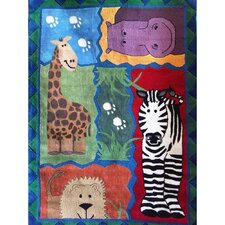 Zoomania Zoo Kids Rug