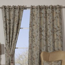 Ashford Lined Eyelet Curtains