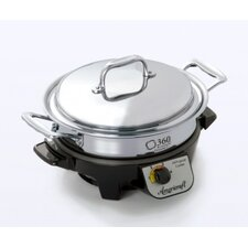 4-Quart Gourmet Slow Cooker
