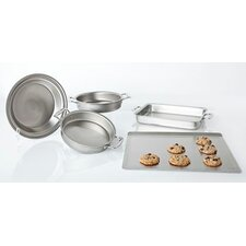 <strong>360 Cookware</strong> 5 Piece Bakeware Set