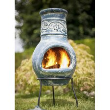Clematis Chimenea in Blue