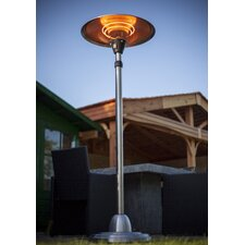 Adjustable Standing 2100W Patio Heater