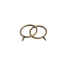 Pristine Curtain Ring (Set of 8)