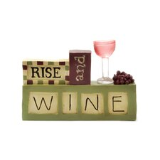 """Rise and Wine"" Block"
