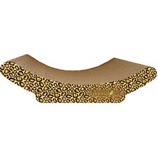 Cozy Curl Recycled Paper Cat Scratching Board
