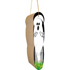Ghost Hanging Recycled Paper Scratching Board