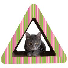 Triangle Combo Recycled Paper Post