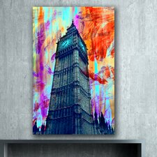 """Free Ben"" Gallery Wrapped Canvas Artwork"