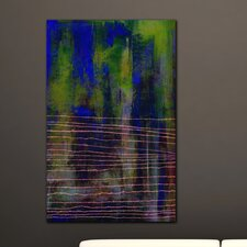 "<strong>Th-Ink Art</strong> ""Terra Firma"" Gallery Wrapped Canvas Artwork"