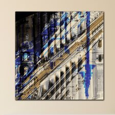 """X-Ray Love"" Gallery Wrapped Canvas Artwork"
