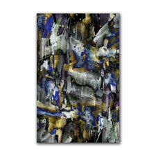 """Abstract Song"" Gallery Wrapped Canvas Artwork"