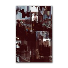 """Night Out"" Gallery Wrapped Canvas Artwork"