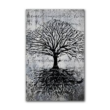 """Knowledge Tree"" Gallery Wrapped Canvas Artwork"
