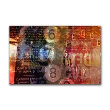 """Communication Breakdown"" Gallery Wrapped Canvas Artwork"