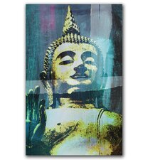 """Zen"" Gallery Wrapped Canvas Artwork"