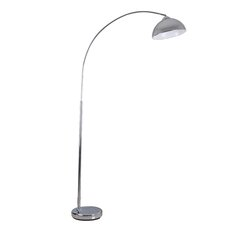 "74.2"" Arc Floor Lamp"