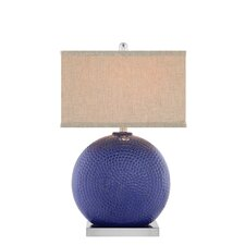 "24"" H Table Lamp with Drum Shade"