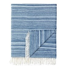 Strie Cotton Throw