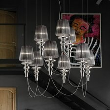 Gadora Chic 9 Light Chandelier