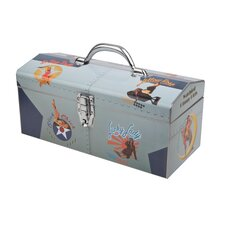 Warbird Pinup Girls Lucky Lady Toolbox