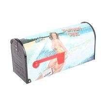 Surfer Girl Mailbox