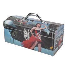 Warbird Pinup Girls Yankee Lady Toolbox