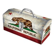 California Flag Toolbox
