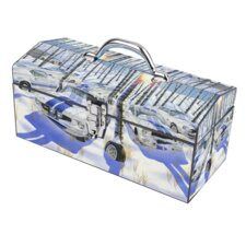 Pure as Snow Art Deco Toolbox