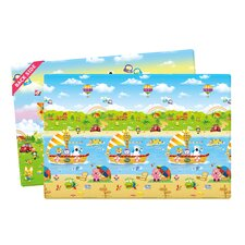 Pororo Friends Play Mat