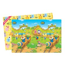 Pororo Train Play Mat