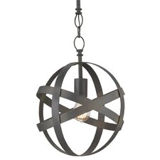 Dundee 1 Light Foyer Pendant