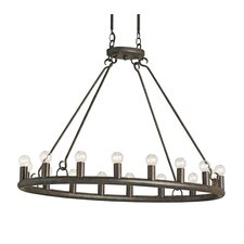 Wilford 16 Light Chandelier