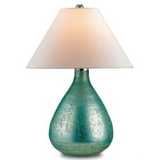 "Helene 28"" H Table Lamp with Empire Shade"