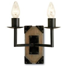 Eufaula 2 Light Large Wall Sconce