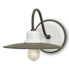 <strong>Currey & Company</strong> Eastleight 1 Light Wall Sconce