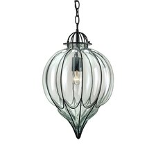 <strong>Currey & Company</strong> Omar 1 Light Foyer Pendant