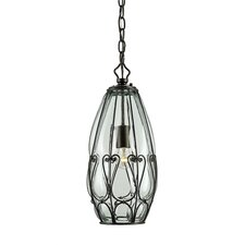 <strong>Currey & Company</strong> Legion 1 Light Foyer Pendant