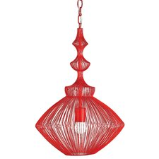 Parker 1 Light Foyer Pendant