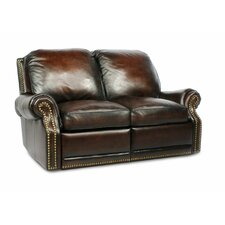 Premier ll Leather Reclining Loveseat