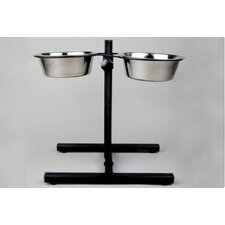 H-Shaped Double Elevated Feeder