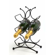 Bordeaux 6 Bottle Wine Rack