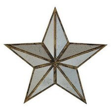 <strong>Three Hands</strong> Glossy Star Wall Décor